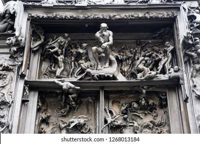 gates of hell art