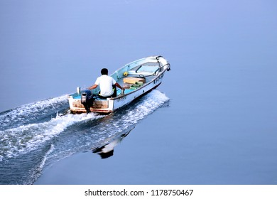 One Man On A Boat Images Stock Photos Vectors Shutterstock