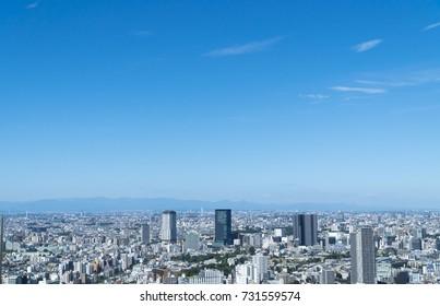 Tokyo landscape