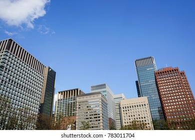 Tokyo landscape image
