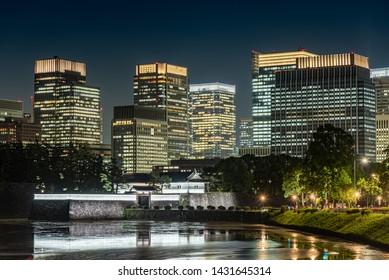 tokyo night view,tokyo,Japan