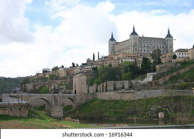 Toledo (Latin: Toletum) is a city and municipality located in central Spain, 70 km south of Madrid. It is the capital of the province of Toledo.