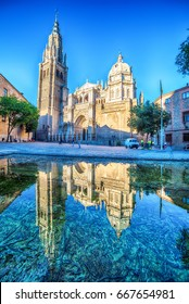 Toledo, Spain: The cathedral