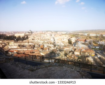 TOLEDO-SPAIN-FEB 20, 2019: Toledo is a city and municipality located in central Spain; it is the capital of the province of Toledo and the autonomous community of Castile–La Mancha.