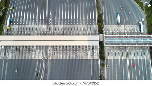 toll on a highway