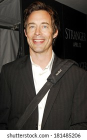 Tom Cavanaugh at Premiere of PERFECT STRANGER, Ziegfeld Theatre, New York, NY, April 10, 2007