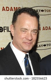 Tom Hanks at JOHN ADAMS Premiere, The Museum of Modern Art, MoMA,, New York, NY, March 03, 2008