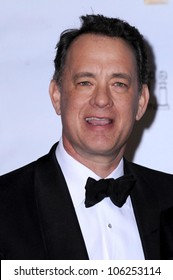 Tom Hanks in the press room at the 66th Annual Golden Globe Awards. Beverly Hilton Hotel, Beverly Hills, CA. 01-11-09
