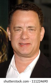"""Tom Hanks at the season premiere of """"Big Love"""". The Cinerama Dome, Hollywood, CA. 06-07-07"""