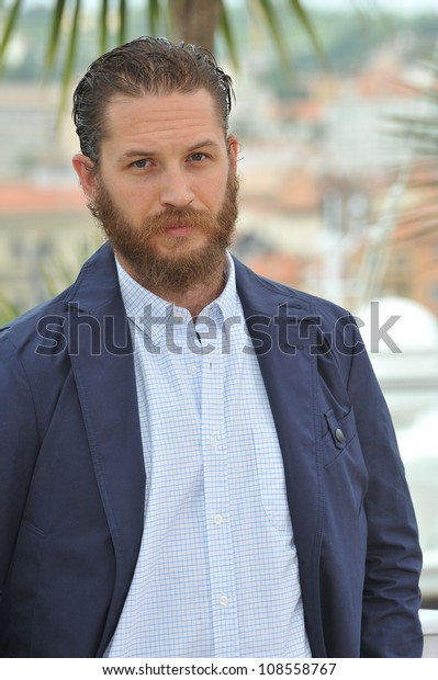 "Tom Hardy at the photocall for his new movie ""Lawless"", in competition at the 65th Festival de Cannes. May 19, 2012  Cannes, France Picture: Paul Smith / Featureflash"