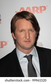 Tom Hooper at AARP Magazine's Movies For Grownups, Beverly Wilshire Hotel, Bevely Hills, CA. 02-07-11