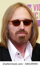 Tom Petty at the 2012 MTV Video Music Awards held at the Staples Center in Los Angeles, USA on September 6, 2012.