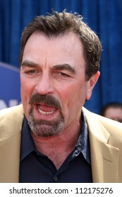 """Tom Selleck at the World Premiere of """"Meet the Robinsons"""". El Capitan Theater, Hollywood, CA. 03-25-07"""