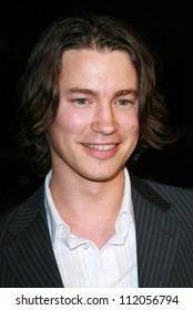 """Tom Wisdom at the Los Angeles premiere of """"300"""". Grauman's Chinese Theatre, Hollywood, CA. 03-05-07"""