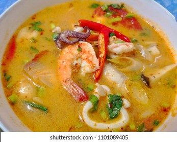 Tom Yum Kung is Thai curry. it is very good taste and delicious