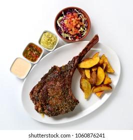 tomahawk steak gourmet