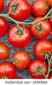 Tomatoe vines