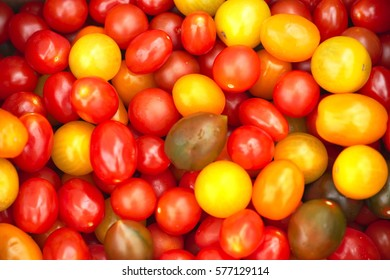 tomatoes colour