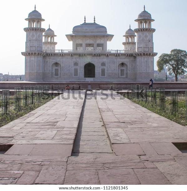 Tomb of Itimad-ud-Daula, Agra, India