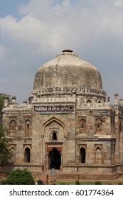 Tomb at Lodi Gardens, New Delhi
