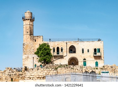 The Tomb of Samuel The traditional burial site of the  biblical Hebrew and Islamic prophet Samuel. It is situated in the Palestinian village of Nabi Samwil in the West Bank.