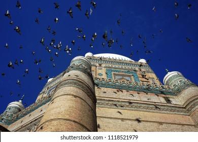 Tomb of Shah Rukn-e-Alam, Multan, Pakistan