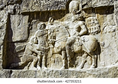 Tombs of Darius and Xerxes