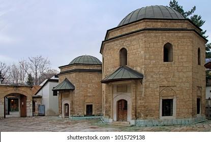 Tombs of Gazi-Husrev Bey and Murat Bey in Sraajevo, Bosnia and Herzegovina