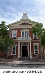 Tombstone Arizona 4/26/18 Tombstone Courthouse built in 1882