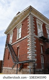 Tombstone courthouse from 1882 Tombstone Arizona