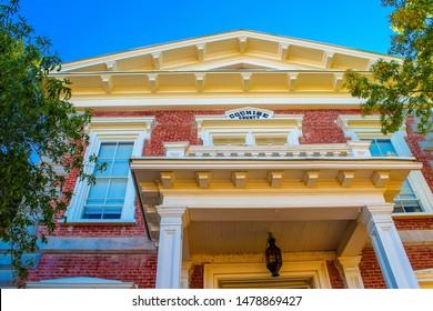 Tombstone Courthouse State Park - Tombstone, Arizona - Nov 2, 2018