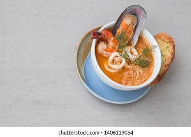 tomyam kung of thailand cuisine