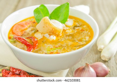 Tomyum is famous Thai food style