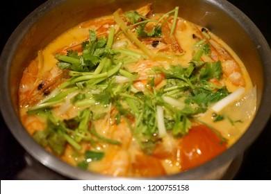 Tomyum Kung, Thai food