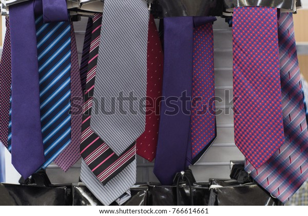 ?Necktie tone purple.