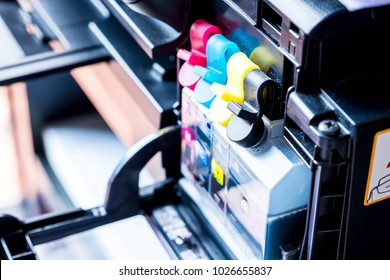 Toner Cartridge on Printer,Technology