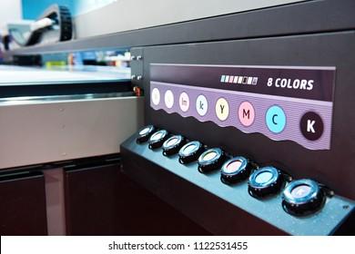 Toner cartridge part Large-Format UV Flatbed Printer