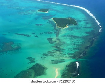 Tonga from above
