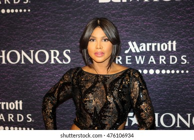 Toni Braxton Arrives on the Red Carpet At The BET Honors Awards 2016 at the Warner Theater in Washington DC March 5, 2016