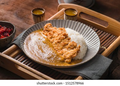 Tonkatsu, Japanese pork cutlet, Japanese deep-fried pork curry rice, Japanese curry, Katsu curry