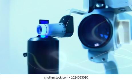 Tonometer and slit lamp with light streak