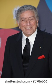 TONY BENNETT at the 2006 Billboard Music Awards at the MGM Grand, Las Vegas. December 4, 2006  Las Vegas, NV Picture: Paul Smith / Featureflash
