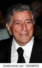 Tony Bennett at the  2nd Annual Academy Governors Awards, Kodak Theater, Hollywood, CA.  11-14-10