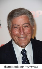 Tony Bennett at AARP Magazine's Movies For Grownups, Beverly Wilshire Hotel, Bevely Hills, CA. 02-07-11
