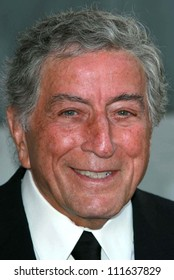 Tony Bennett at the Los Angeles Film Festival 2007 Spirit Of Independence Awards. Billy Wilder Theatre, Westwood, CA. 06-28-07
