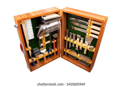 The tool for the beekeeper, Inventory for work with honey