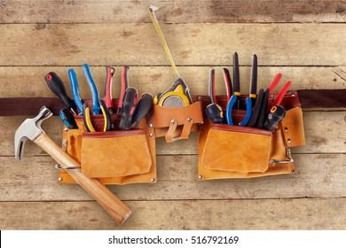 Tool belt.