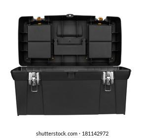 Tool Box isolated on white background