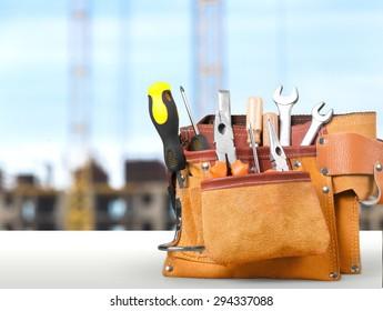 Tool, box, toolbox.