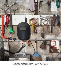 Tool mechanic classic.